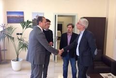Alberghiero: formalizzata l'intesa tra i dirigenti degli istituti Moro e Cosmai