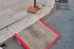 Piazza Garibaldi resa accessibile, per la prima volta, a tutti