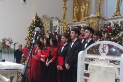 A Palazzo Beltrani concerto di Natale di Angel Chorus