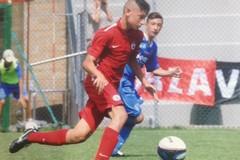Torneo dei Gironi dell'Italia Under 17: convocato il tranese Vincenzo Farucci