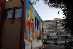 Dialokids si chiude con l'inaugurazione del murale dedicato a Roald Dahl