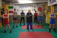 La Judo Trani si prepara al Campionato Assoluto di Lotta