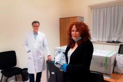 Coronavirus: alle postazioni di guardia medica della Puglia i kit di dispositivi di protezione