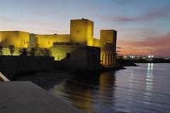 Giornata nazionale del paesaggio, dal Castello Svevo di Trani l'intervento del prof. Nicola Martinelli