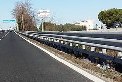 Tre tamponamenti sulla statale 16 tra Trani e Barletta, nessun ferito