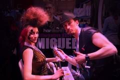 Da Trani all'evento L'Oreal: Miguel tra i migliori parrucchieri d'Italia