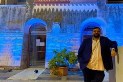 La biblioteca di Trani si colora di blu per la festa dell'Europa