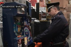 Carabinieri contro il gioco d'azzardo, 580 attività ispezionata