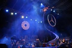Inaugurazione del Locus Festival di Locorotondo con Res Extensa