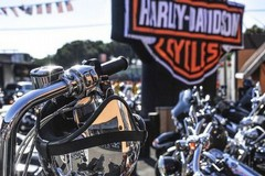 A Trani arrivano le moto dell'Harley Davidson: sosteranno in via Mario Pagano