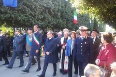 Unità nazionale e giornata delle Forze Armate, la cerimonia in Villa