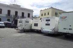 Parcheggio per camper turistici, il Comune partecipa al bando