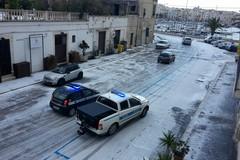 E neve fu: ecco come si è risvegliata Trani questa mattina