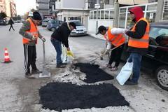 Lavori di pronto intervento sulle strade comunali: il report