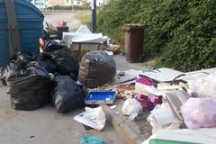 Da Bisceglie a Trani per conferire rifiuti: incivile bloccato da un vigile cittadino