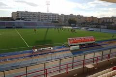 Il Trani spreca per poi dilagare nella ripresa: 0-3 contro la Molfetta Sportiva