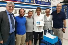 """«Sono nato da """"mamma strada""""»: a Trani Francesco Moriero ha presentato la sua biografia"""