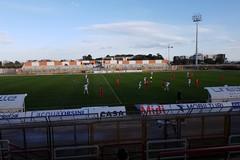 Un lampo di Mazzilli nella ripresa ed il Trani espugna Altamura: Fortis battuta 0-1