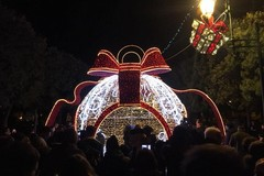 Solennità dell'Immacolata a Trani: oggi si accendono le luminarie in villa comunale
