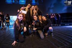 Sei ballerini tranesi vincono il Mc Hip Hop Contest 2018