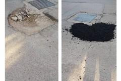Buche stradali, in atto il piano di colmatura di circa 200 buche