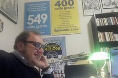 Il consigliere Lima a Roma per firmare il vincolo di mandato