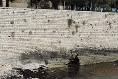 Muraglione della Villa comunale di Trani, Folgore: «Quanto è sicuro?»