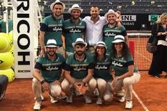 """Roma, Internazionali di tennis: cinque tranesi """"in finale"""""""