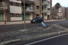 """Incidenti ed infrazioni del codice stradale: la """"giungla"""" di via Falcone"""