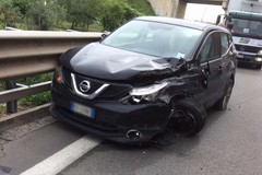 Auto fuori strada in zona Boccadoro, ferito un 49enne