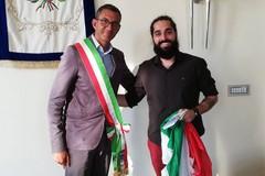 Vive a Trani da mesi, diventa cittadino italiano il brasiliano Giulherme Carpi Albertino