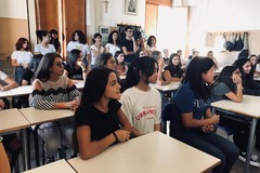 "Il professor Ventura oggi al liceo ""De Sanctis"" per una conferenza sulla medicina rigenerativa "