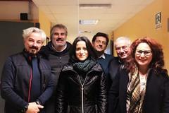 Il M5S Puglia visita il Cpt di Trani: «Un'eccellenza che va valorizzata e replicata»