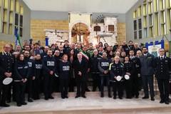 San Sebastiano: la Polizia locale ieri in festa