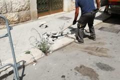 I cittadini chiedono, il Comune risponde: riparato il marciapiede di via Montebello
