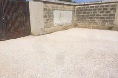 Cimitero, lavori eseguiti per l'apertura di un altro ingresso