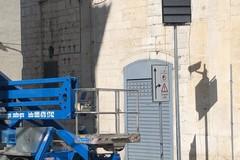Via Mario Pagano, iniziati i lavori di installazione di un altro varco elettronico