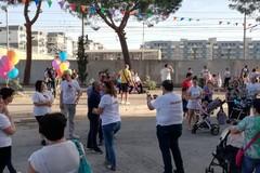 Largo Goldoni, inaugurata la nuova area giochi