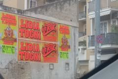 """A Trani ritorna il circo """"Lidia Togni"""" e il problema delle affissioni abusive"""