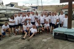 """Pulizia della costa, ancora a lavoro i volontari di """"Amici del mare gruppo sub"""""""