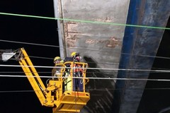 Al via i lavori di messa in sicurezza dei cavalcaferrovia di viale Spagna e via Istria