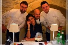 Belen Rodriguez a Trani: la showgirl in un noto ristorante del Porto