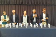 Alla Baldassarre si è tenuta la prima lezione di educazione civica contro la plastica