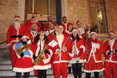 A Natale puoi, oggi musica bandistica per le vie della città