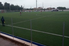 Pioggia di goal per la Asd Città di Trani: al Capirro Sport Village finisce 6-1