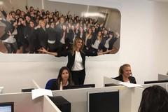 """Admaiora, presentata a Trani la """"madrina"""" Adriana Volpe"""
