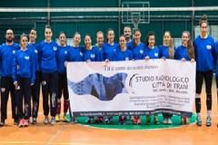 Pallavolo, l'Adriatica vince in casa contro l'Amatori Bari per 3 a 1
