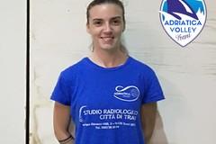 Adriatica Volley Trani, per la regia arriva Alessia Perna