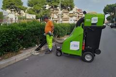 Igiene urbana, potenziato il servizio con le mini spazzatrici elettriche