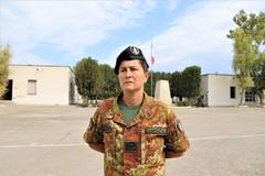 Bambino di un anno salvato da un militare del 9° Reggimento Fanteria Bari di stanza a Trani